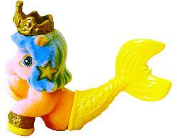 Filly Mermaid | Glitter | Calypso