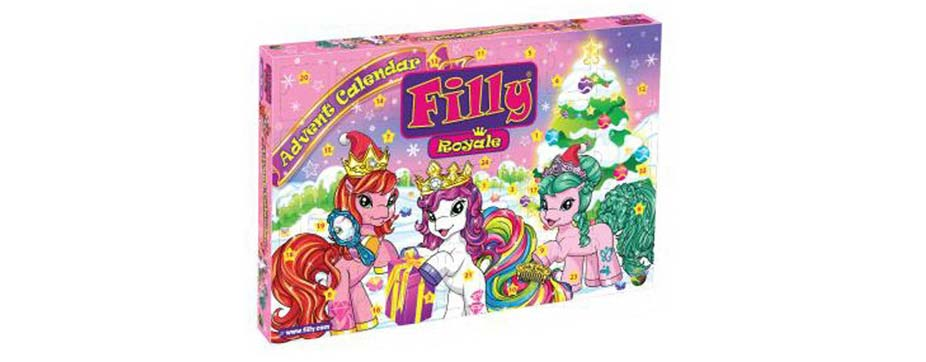 Filly Royale Adventskalender